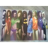Плакат Девушки